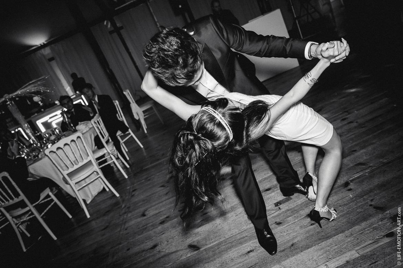 Mariage à Paris: 1ère danse des mariés